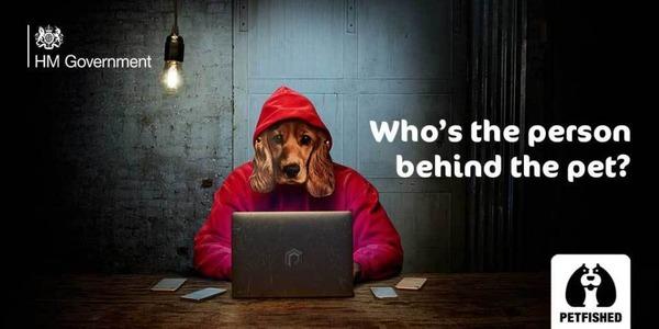 イギリス政府の「Get Your Pets Dafely」キャンペーン