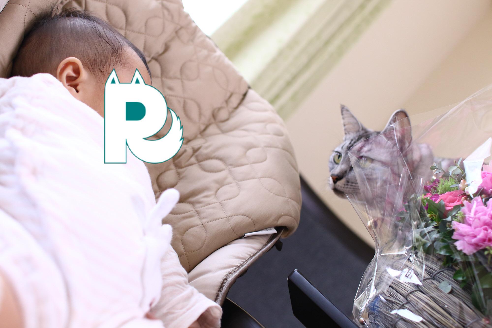 ゴロゴロ 新生児 喉