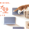 LIXIL、自由自在にレイアウト変更可能なマグネット脱着式キャットウォール「猫壁」を開発 画像