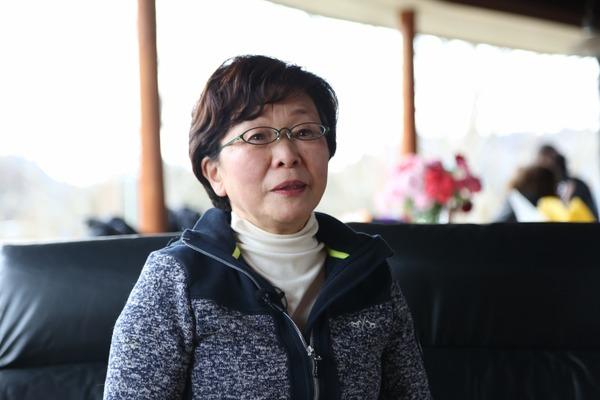 引退馬協会の沼田恭子代表理事