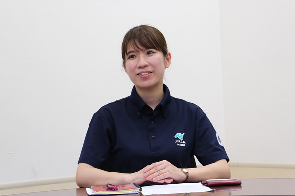 日本盲導犬協会 広報・コミュニケーション部の山本ありさ氏