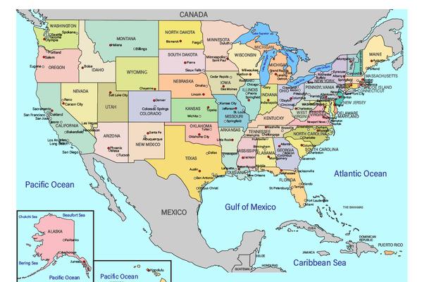 RHDはアメリカ南西部に広く流行したと言われている